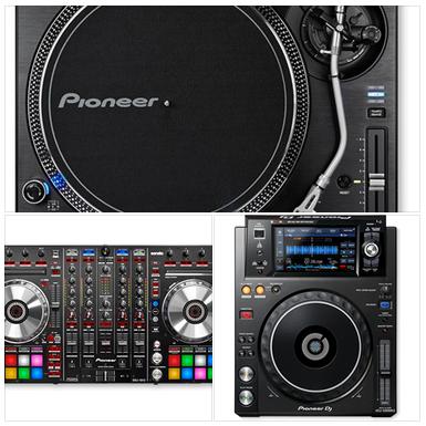 Pioneer DJ Black Friday